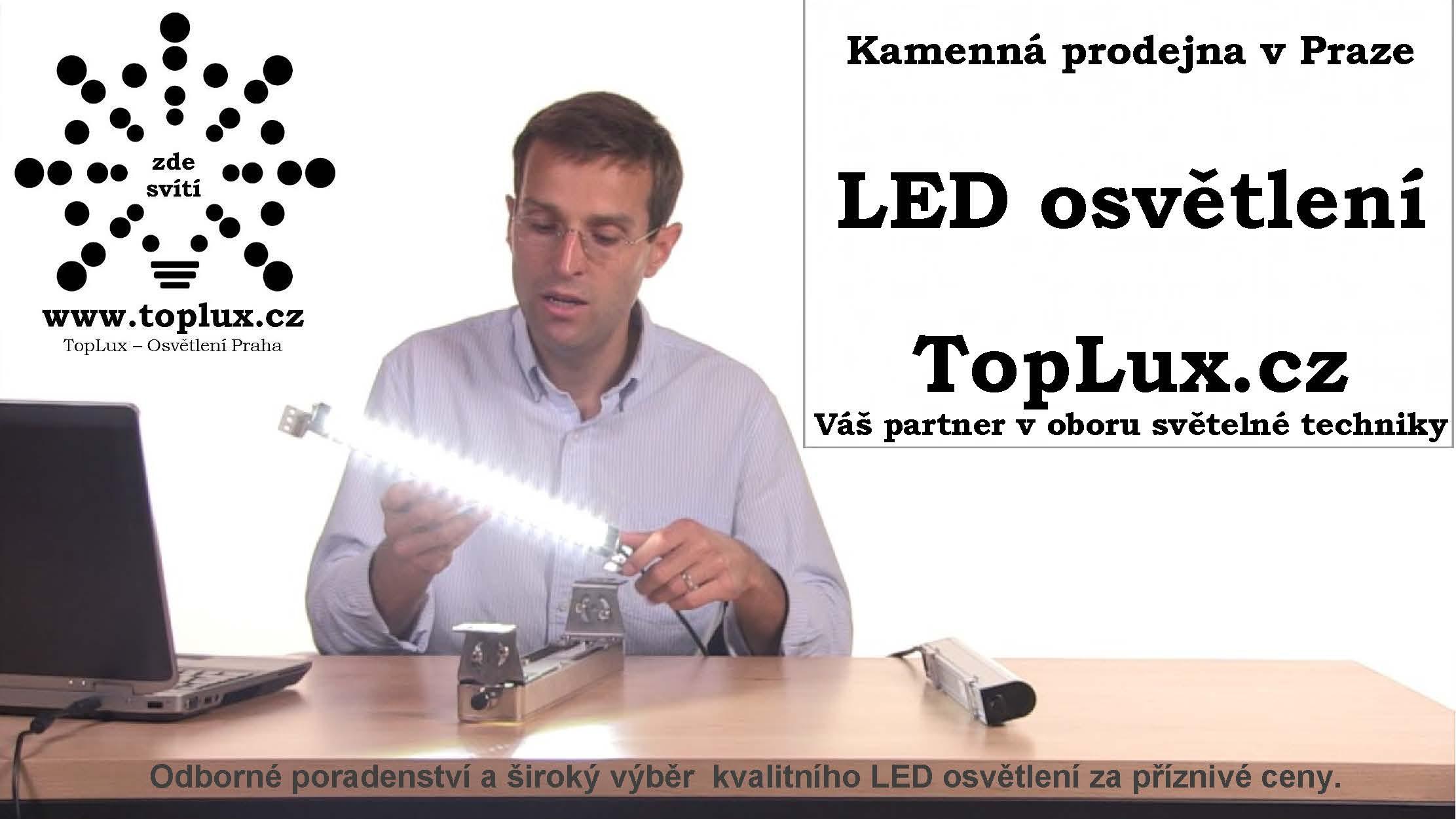 Vybírejte kvalitní svítidla u našeho PROFI partnera z oboru světelné techniky.